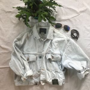 Vintage Ober Denim Jacket - Paris